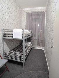 Комната А2 в Хостеле на Петровском Бульваре