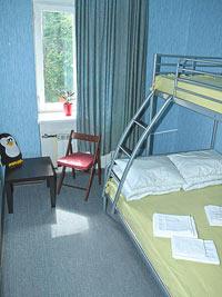 Комната А3 в Хостеле на Петровском Бульваре