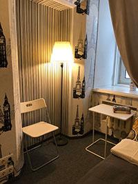 Комната В2 в Хостеле на Пятницкой улице