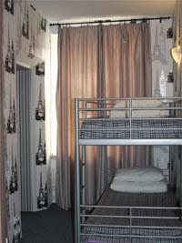 Комната В1 в Хостеле на Пятницкой улице