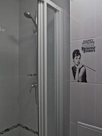 Ванная комната №1 в Хостеле на Пятницкой улице